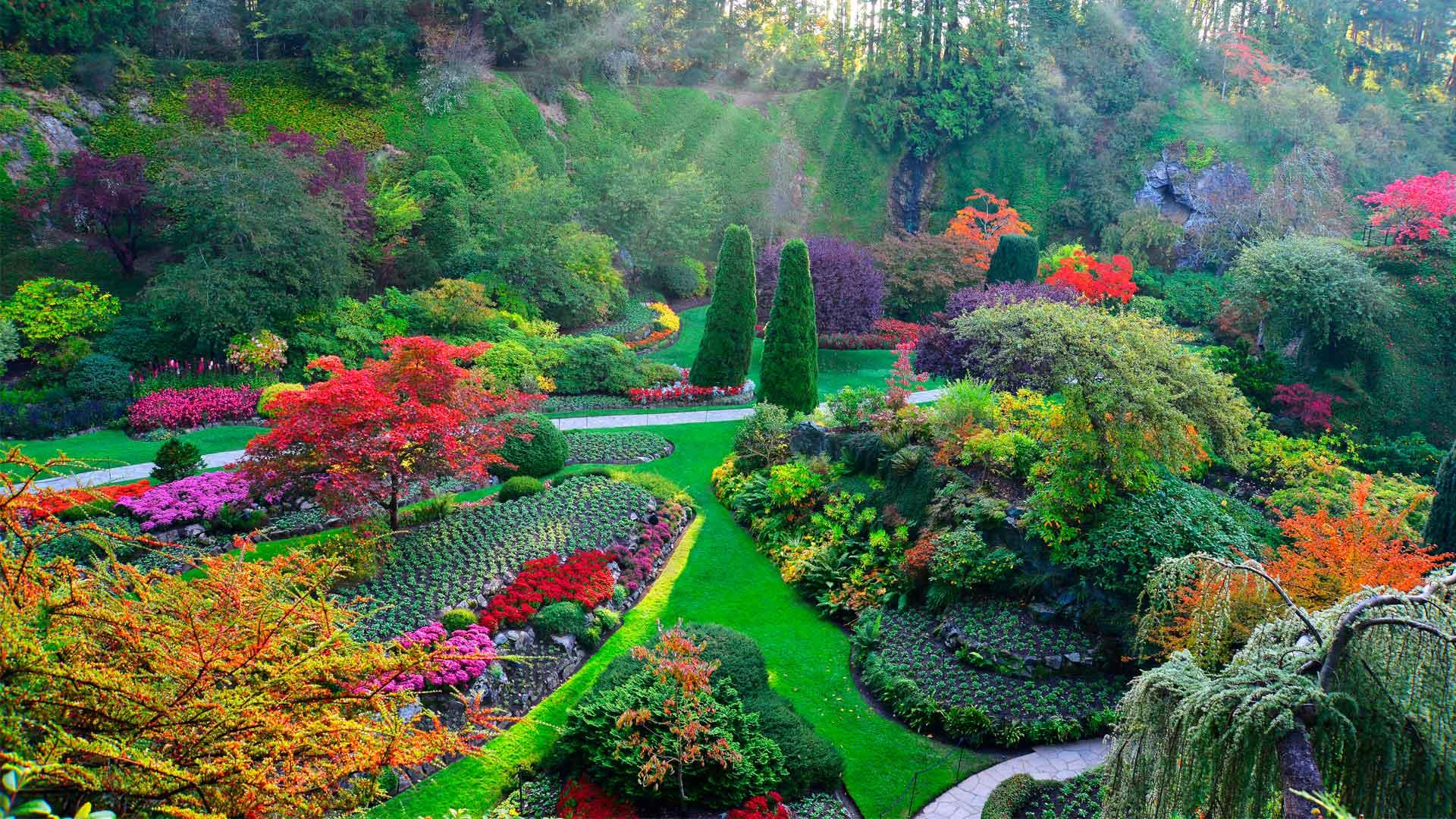 4 atracciones en la Columbia Británica para disfrutar de la primavera