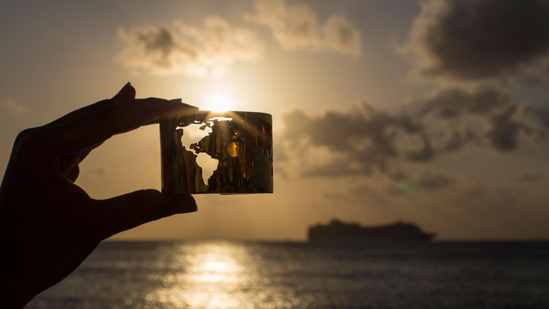 Cristina Ramella: portar el mundo entero