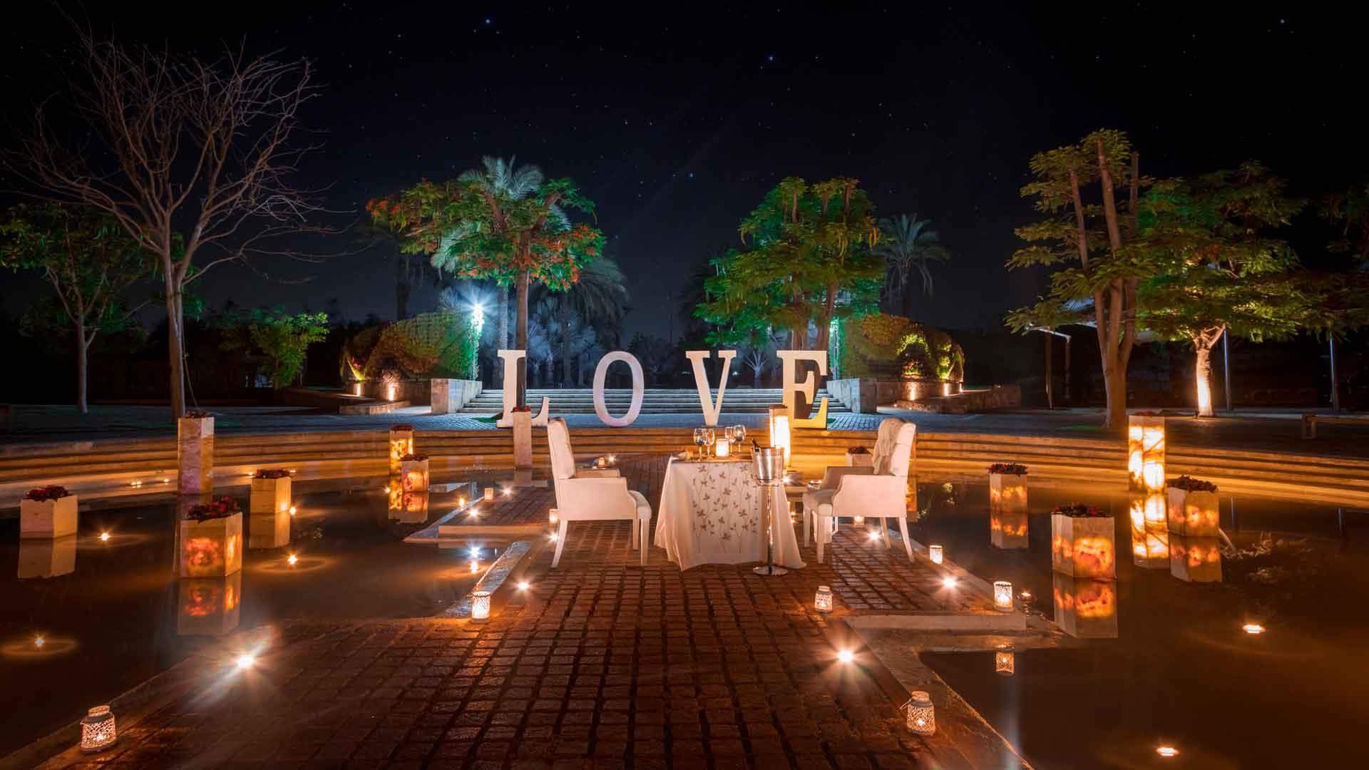 7 planes inolvidables para celebrar el Día del Amor