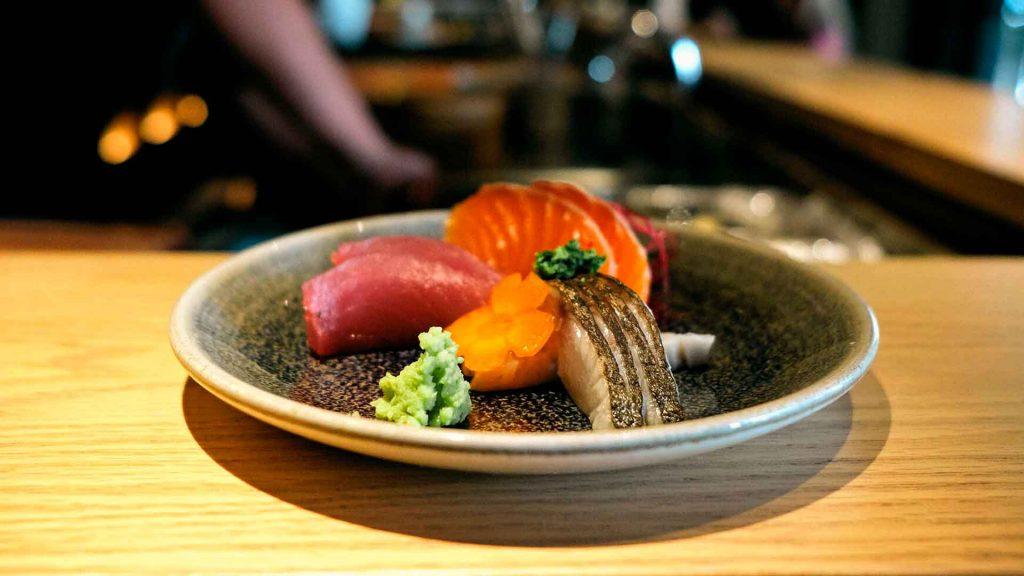 Kai Sushi Bar: rendirse ante el sabor de Japón