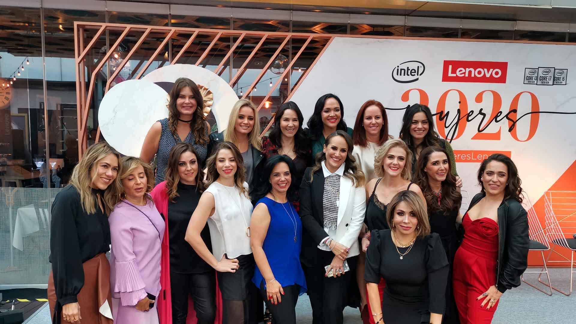Mujeres Lenovo 2020: construyendo un mundo mejor