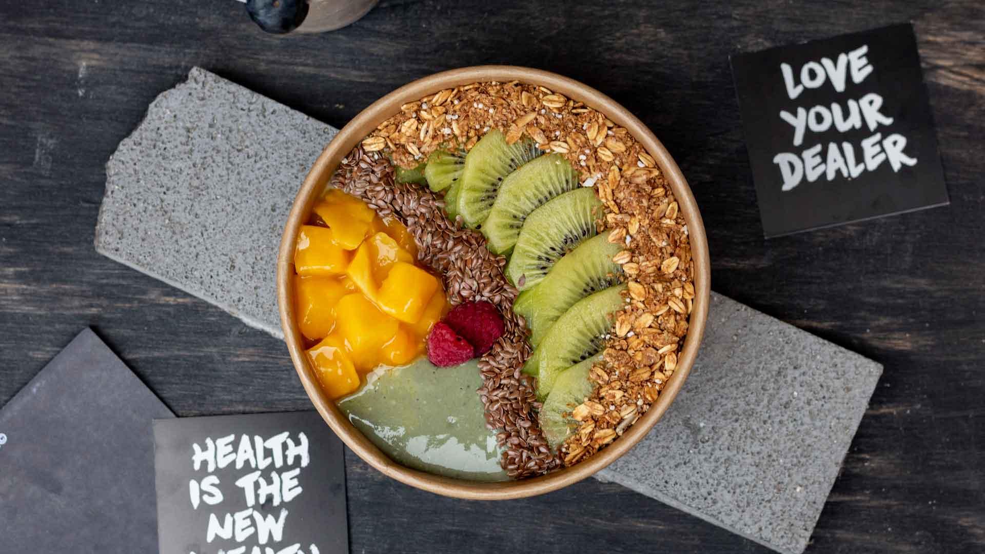 4 motivos para comer en My Healthy Dealer