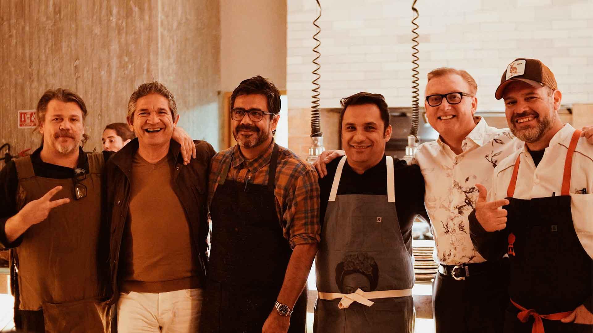 Noche de Carbones: cocina de la Baja en Viceroy Los Cabos