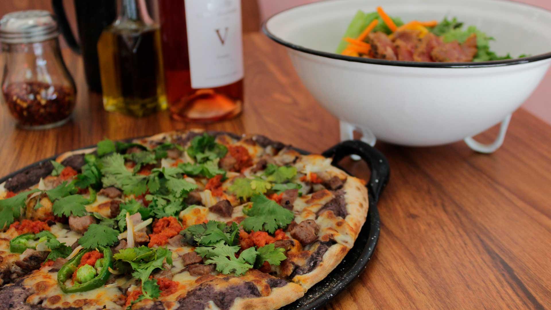 Rut Marut: de la literatura a la pizza
