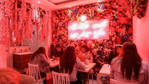 3 restaurantes para celebrar el Día del amor y la amistad