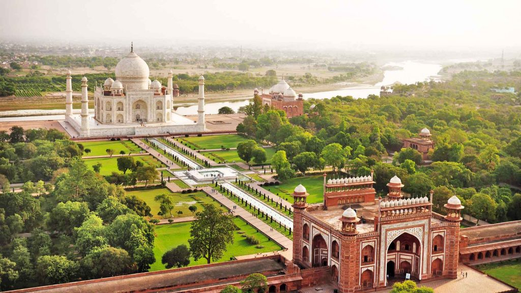 Guía de viaje para visitar Agra