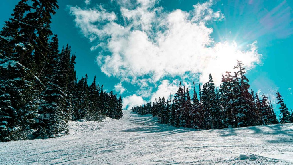 Copa Ski Aeroméxico, conquistando las montañas de Canadá