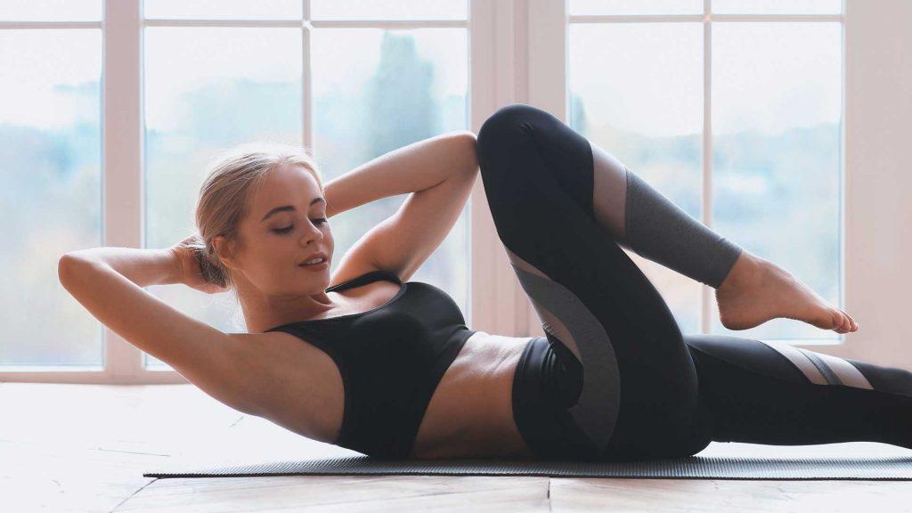 5 ejercicios para realizarlos desde casa
