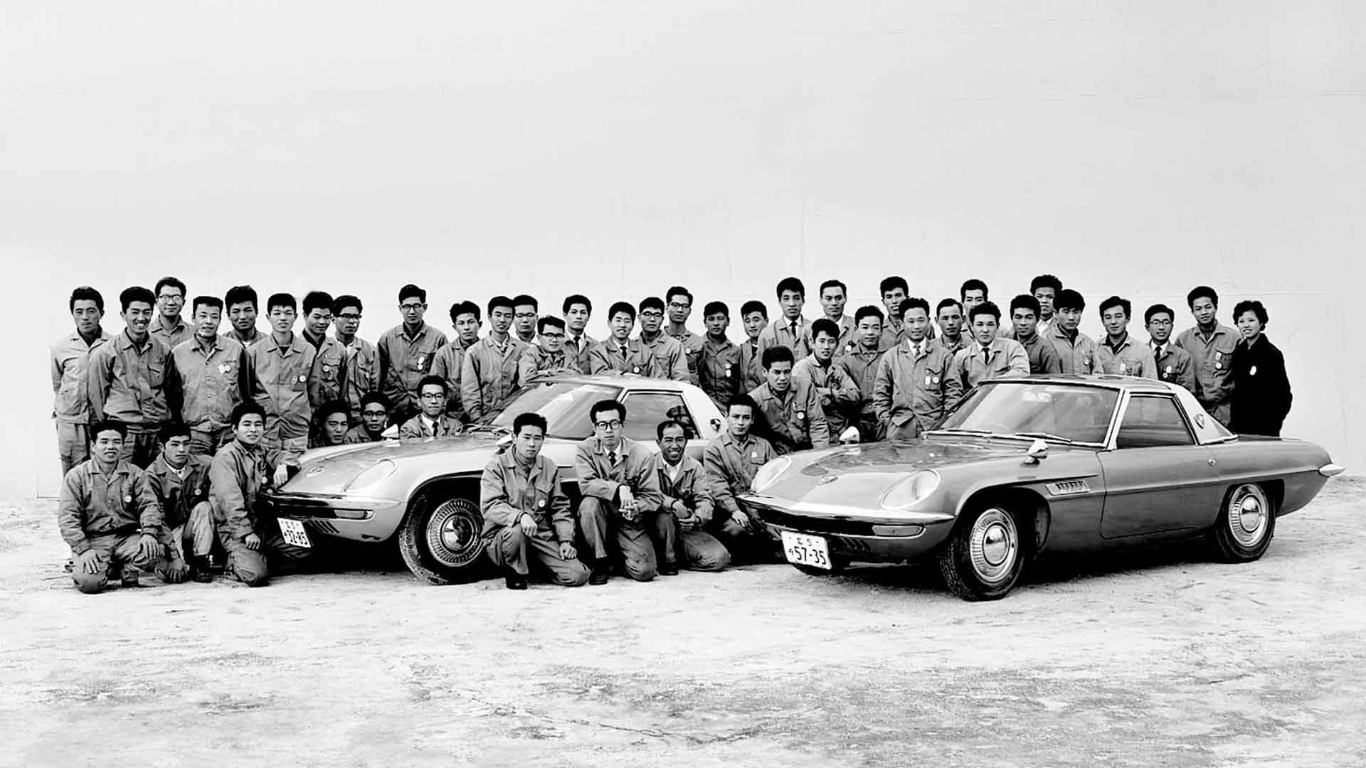 Mazda: 100 años de seguir en el camino