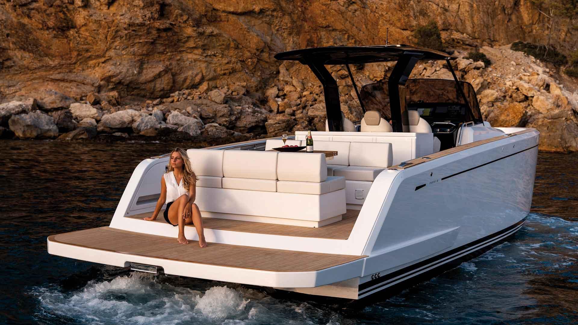 Los yates Pardo Yachts llegan al Caribe mexicano