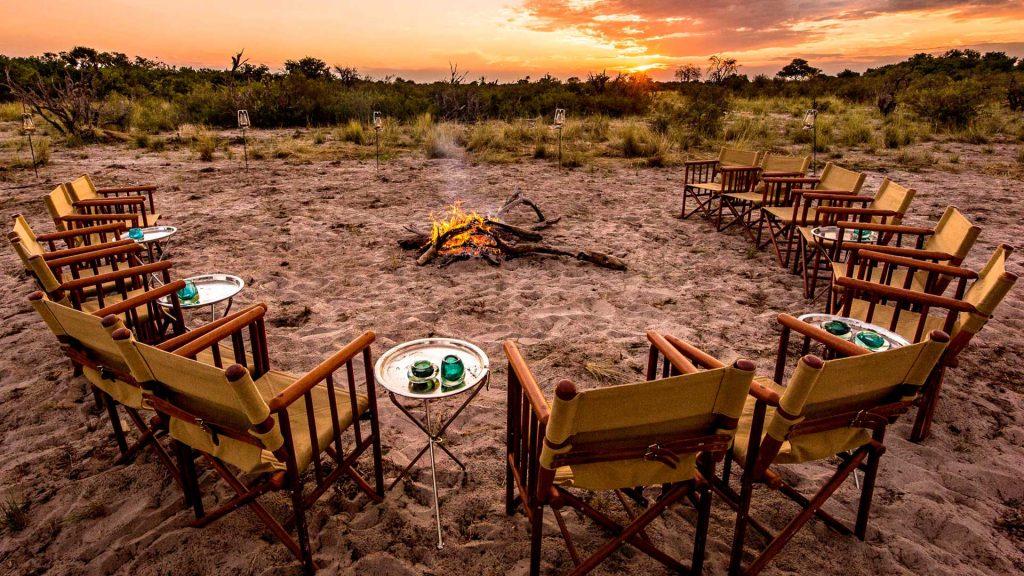 10 días en África con Wilderness Safaris