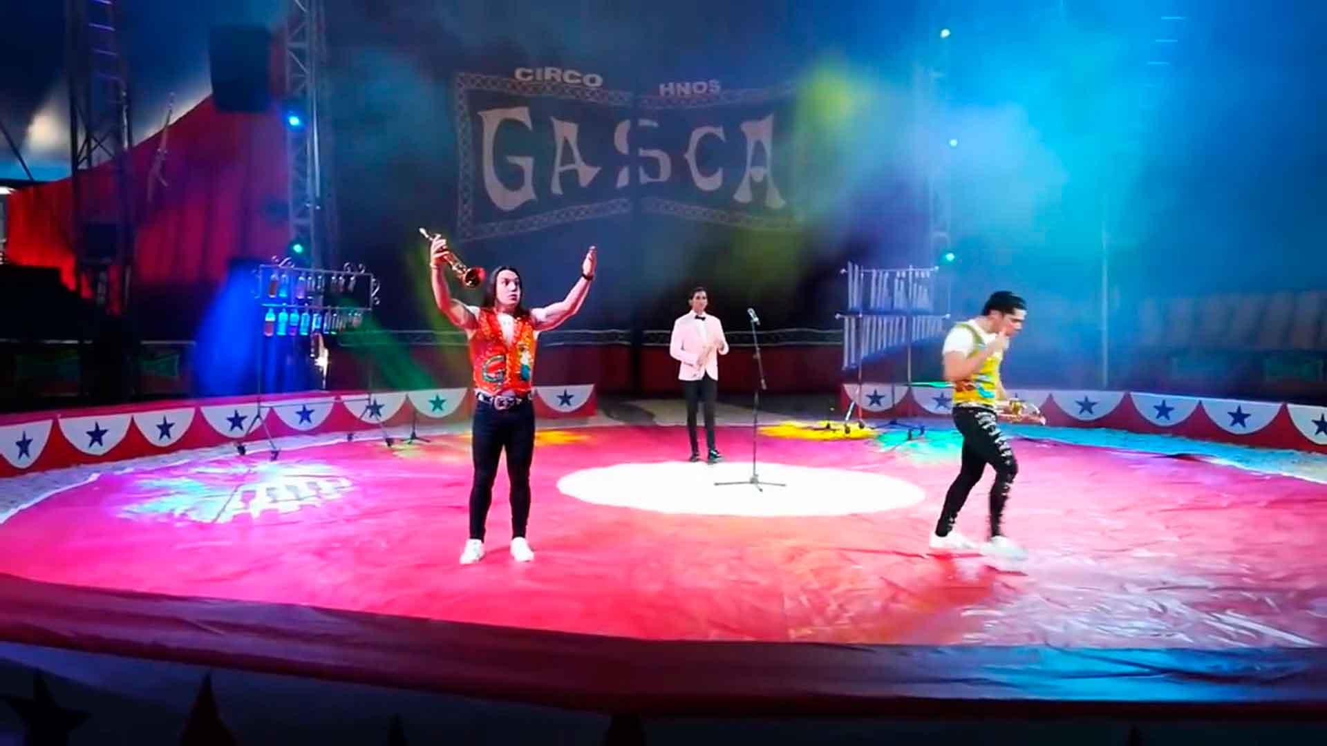 Circo familia