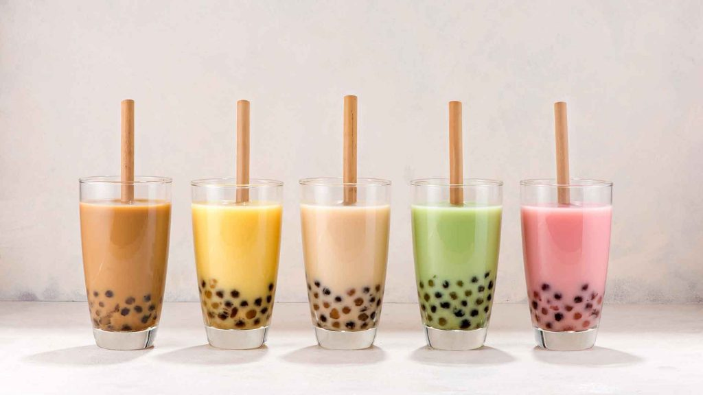 Bubble Tea, una bebida refrescante y divertida