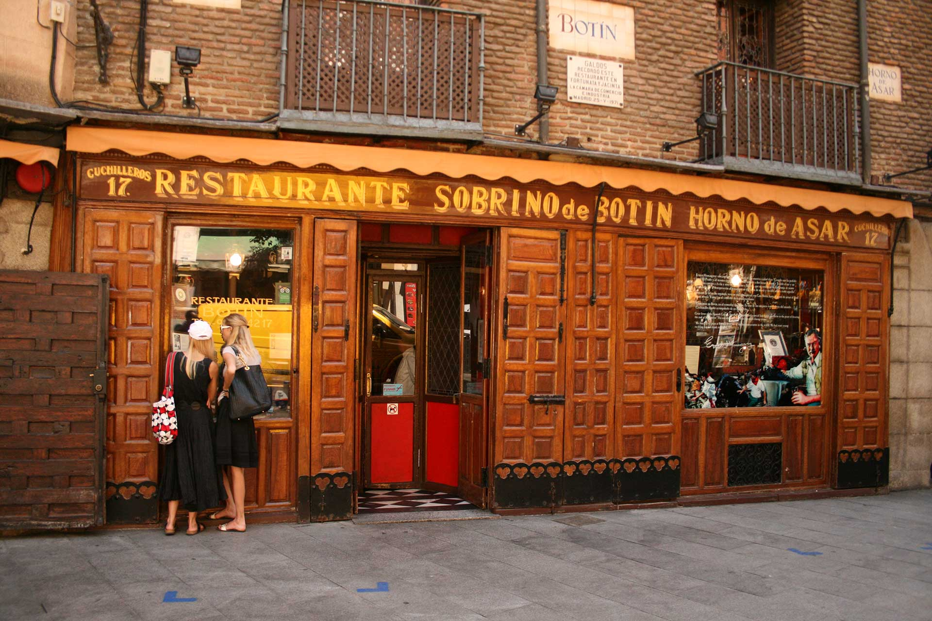 Restaurantes antiguos