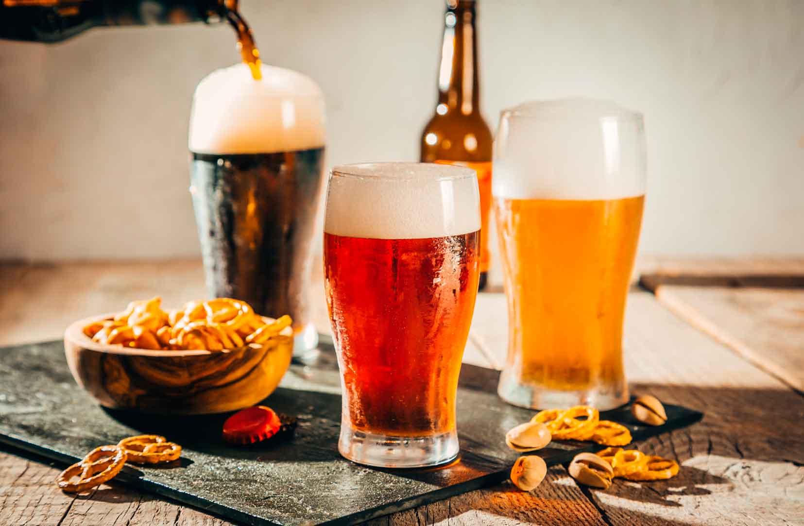 Cervezas mexicanas artesanales a domicilio