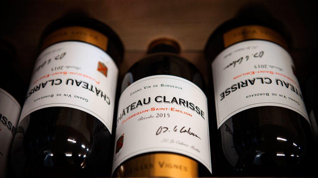 Château Clarisse: una vinícola con enfoque orgánico