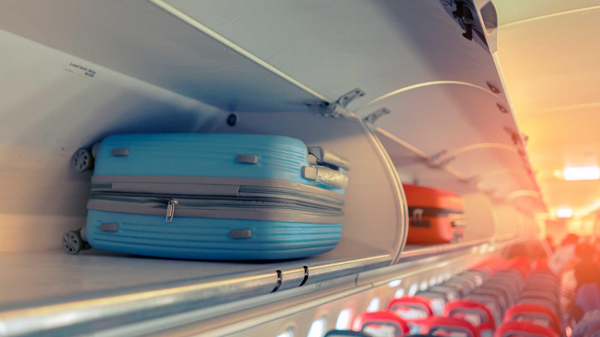 Equipaje de mano: las mejores maletas para viajar sin documentar