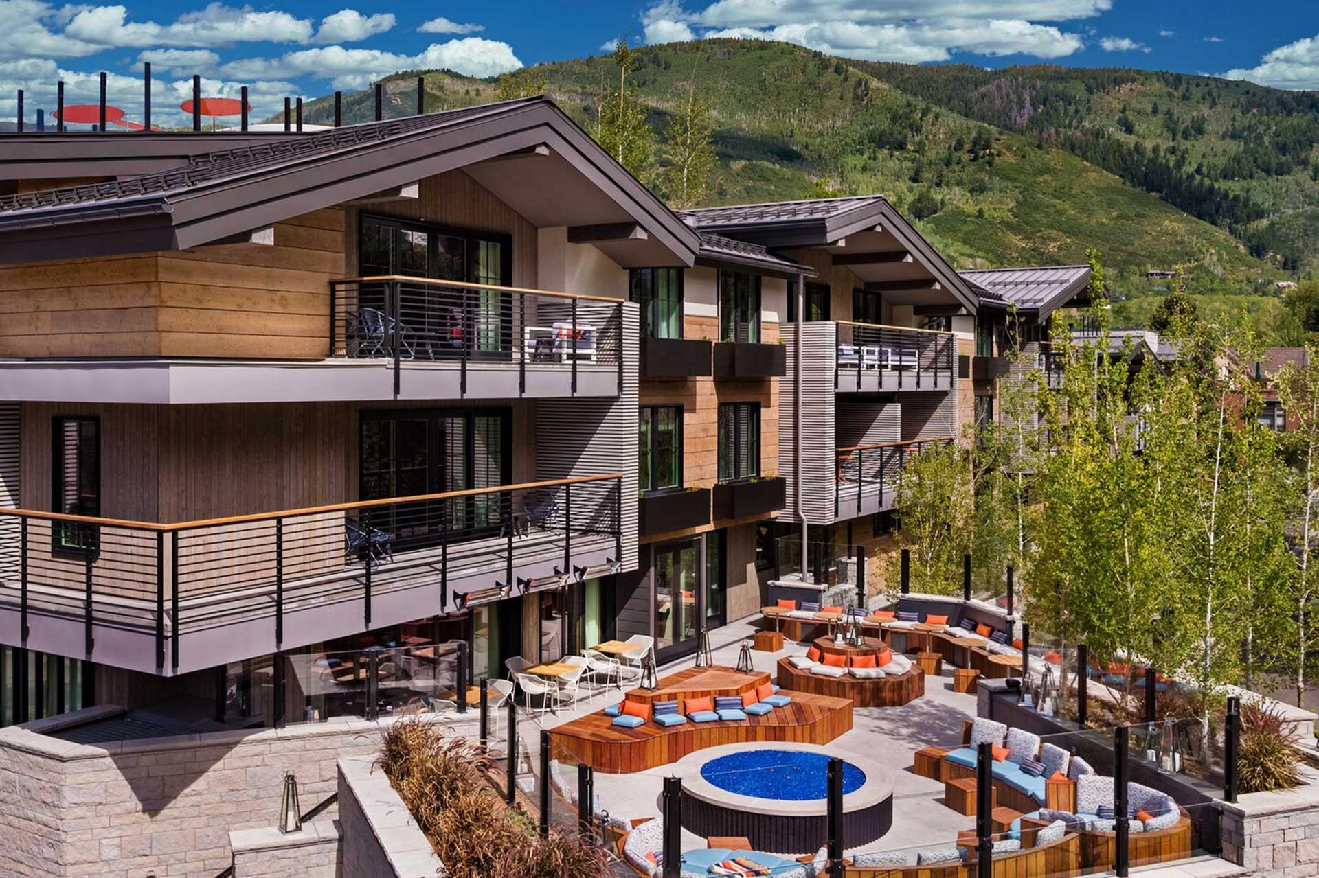 Hotel W Aspen