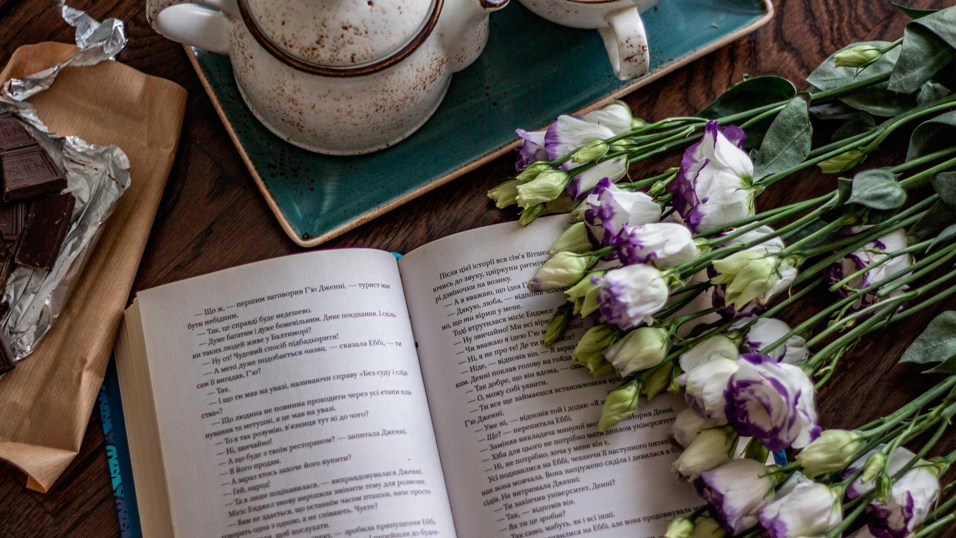 5 libros para saborear