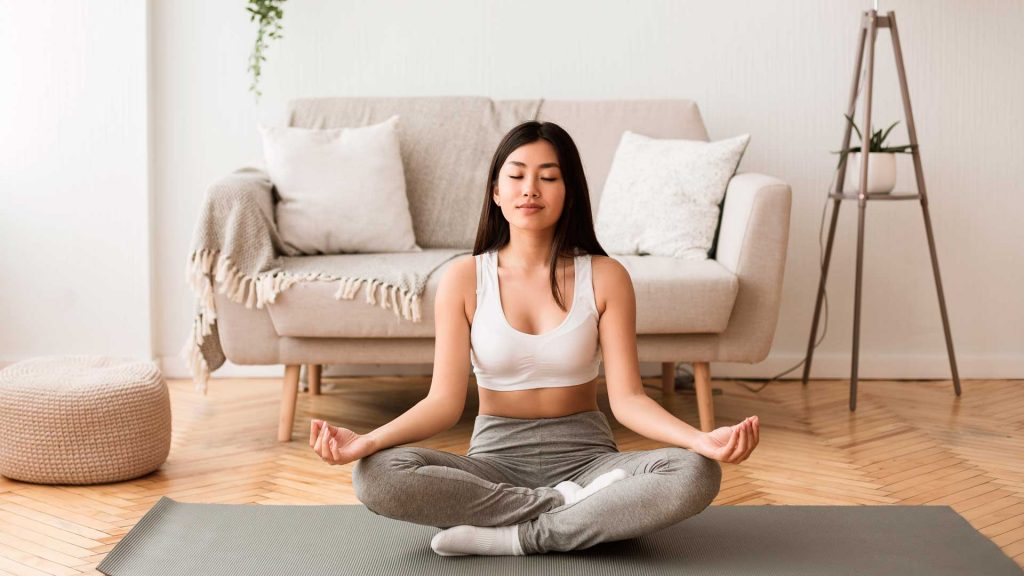 Likes que traen paz: aprende yoga y meditación en Instagram