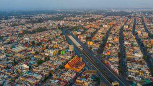 Así luce Ciudad de México durante el aislamiento social