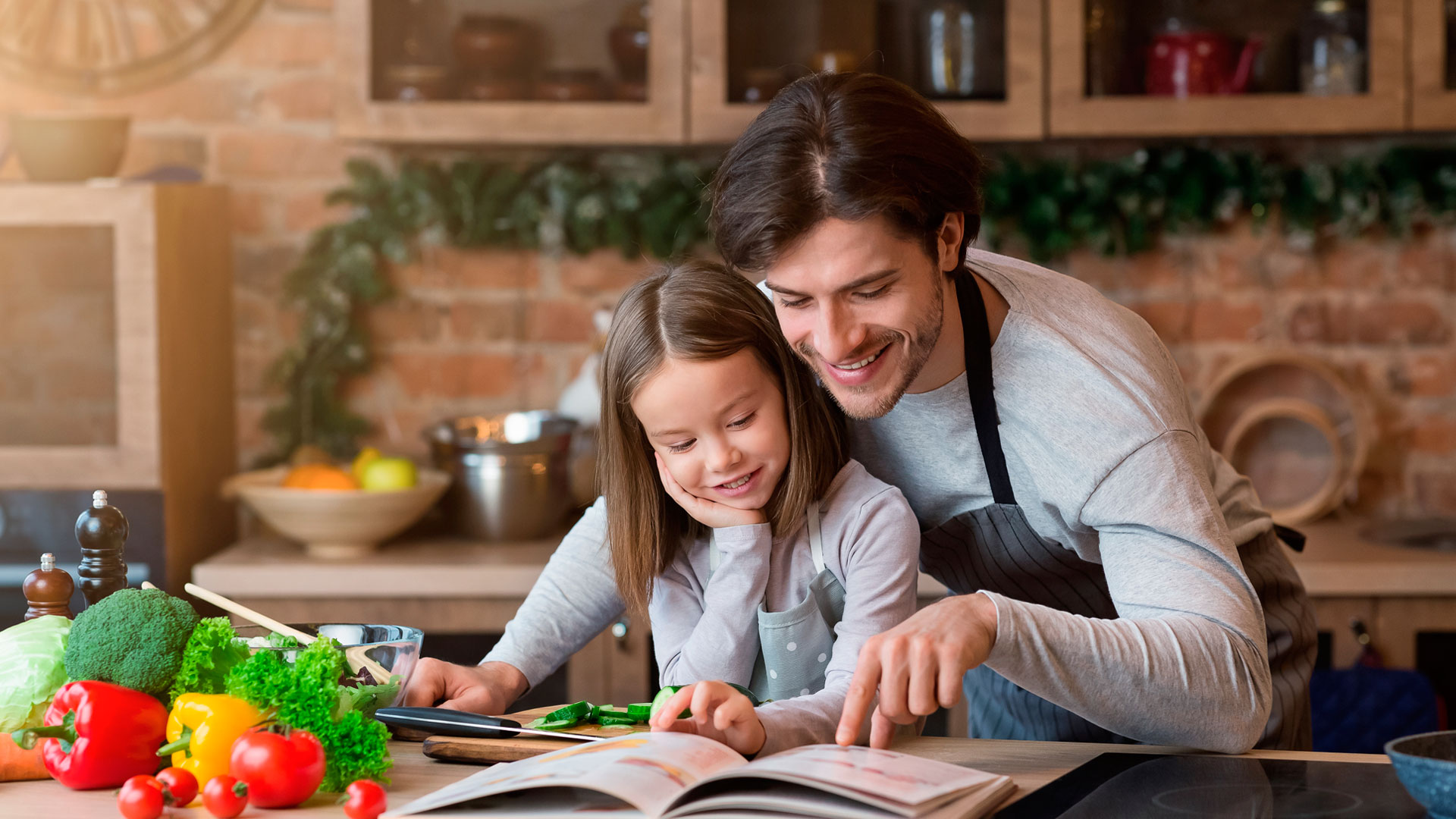 10 libros para adentrar a los niños en la cocina