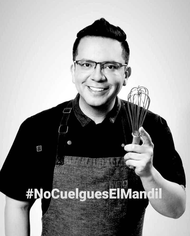 No cuelgues el mandil José Ramón Castillo
