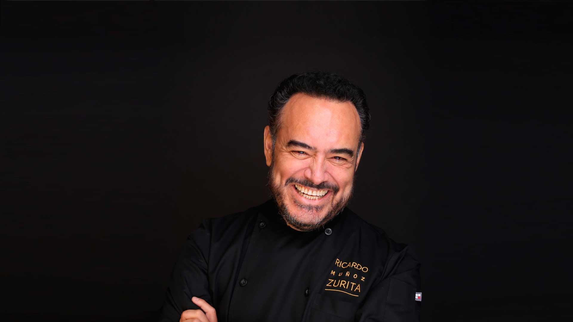 Ricardo Muñoz Zurita: revolución creativa en la gastronomía tras el Covid-19
