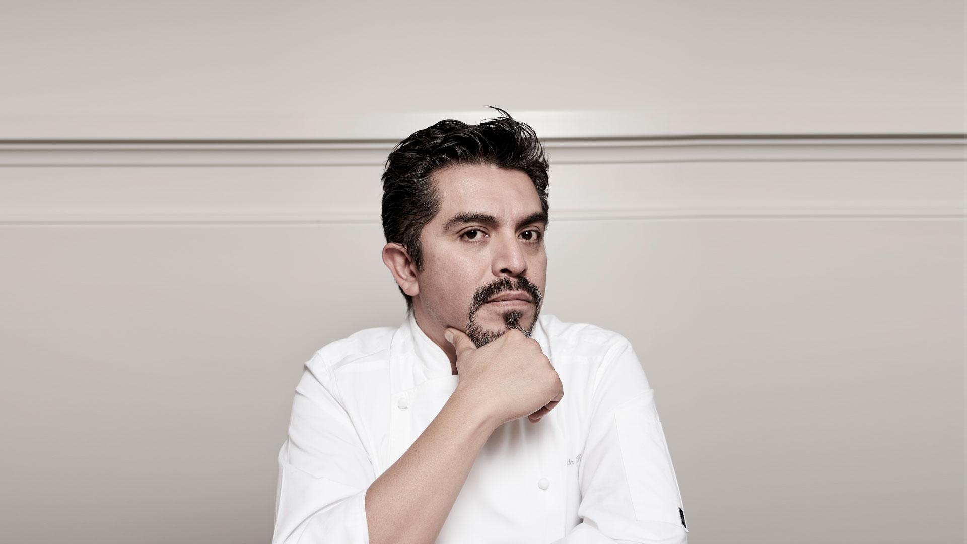 Roberto Ruiz, un chef mexicano en Madrid ante el Coronavirus
