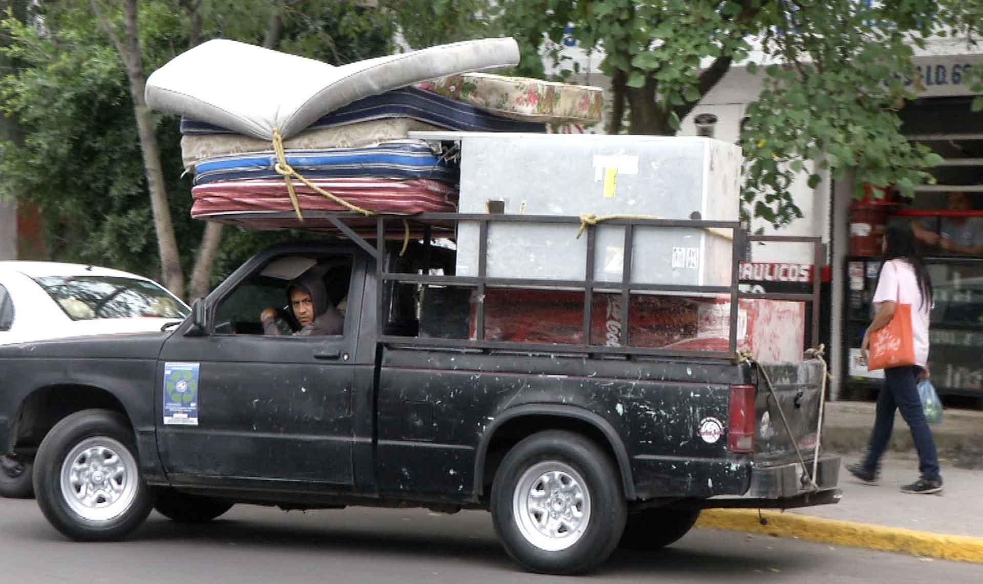 Sonidos de la Ciudad de México Ropavejero