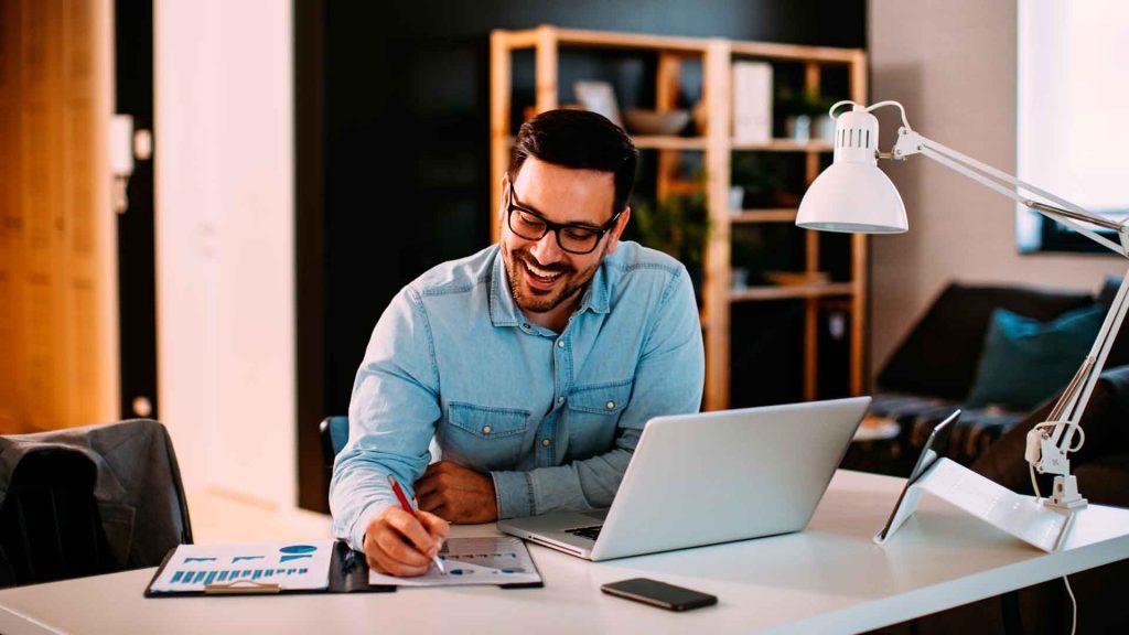 5 consejos para ser más productivo al trabajar desde casa