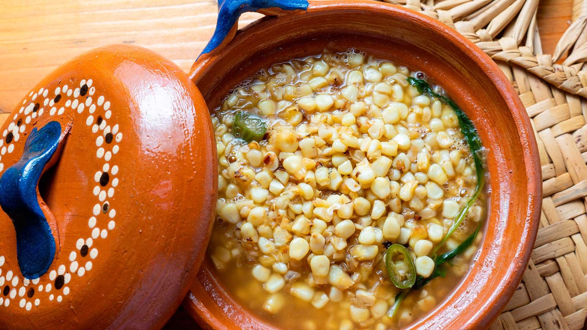 7 de platillos y bebidas preparadas con maíz