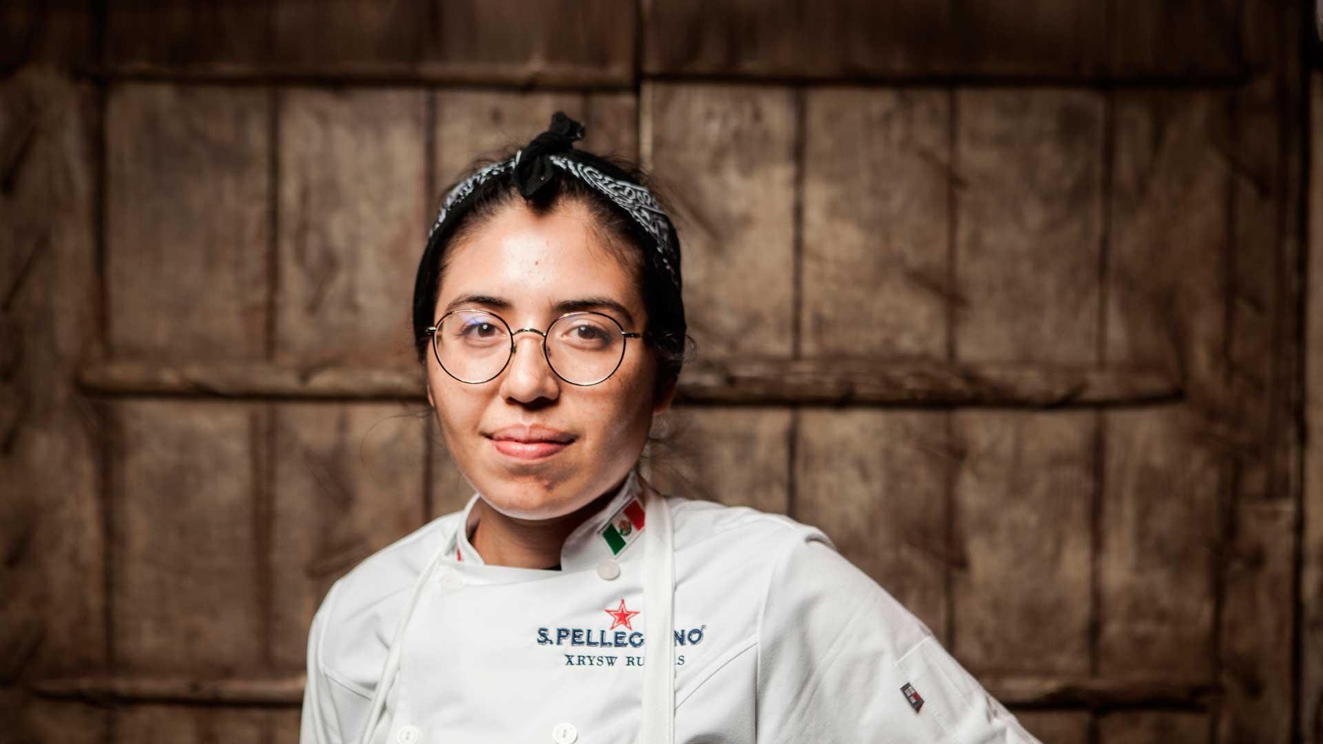 Chef Xrysw Ruelas, comprometida con la gastronomía mexicana