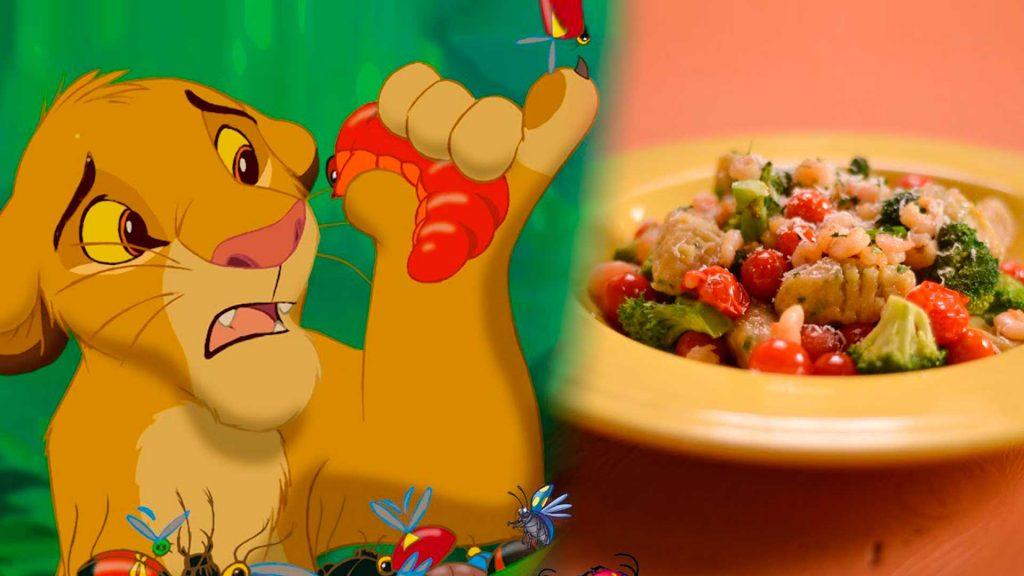 Cocina con los personajes de Disney y Pixar
