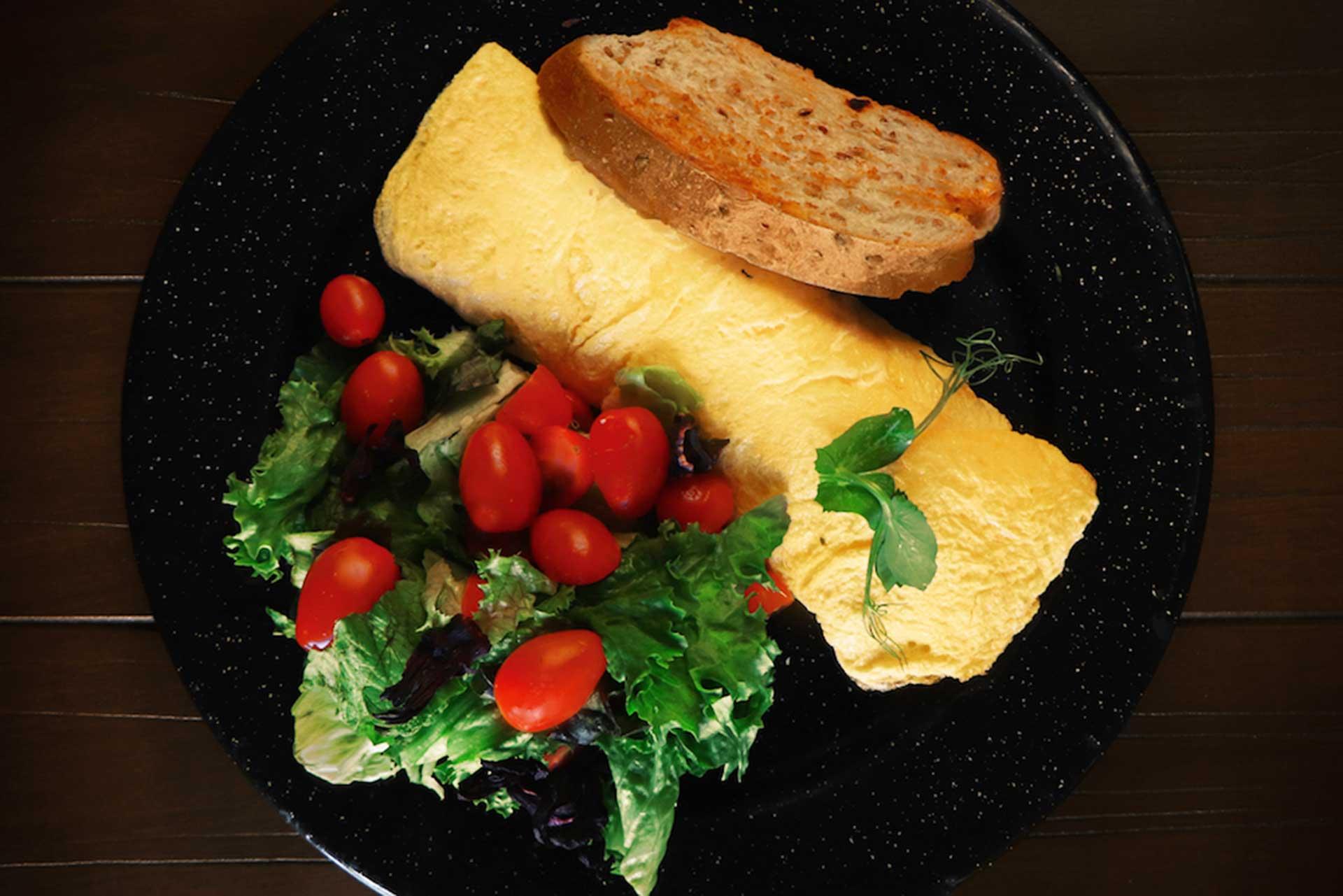 Comida saludable a casa