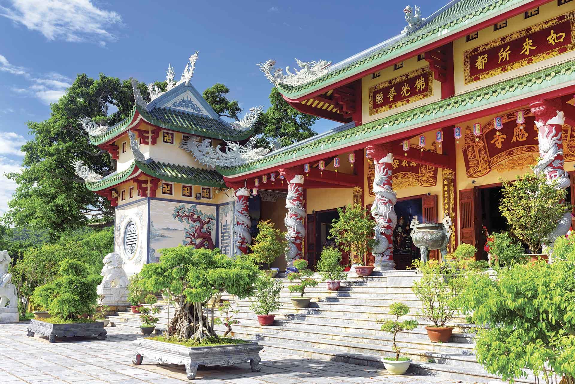 Guía de viaje Da Nang