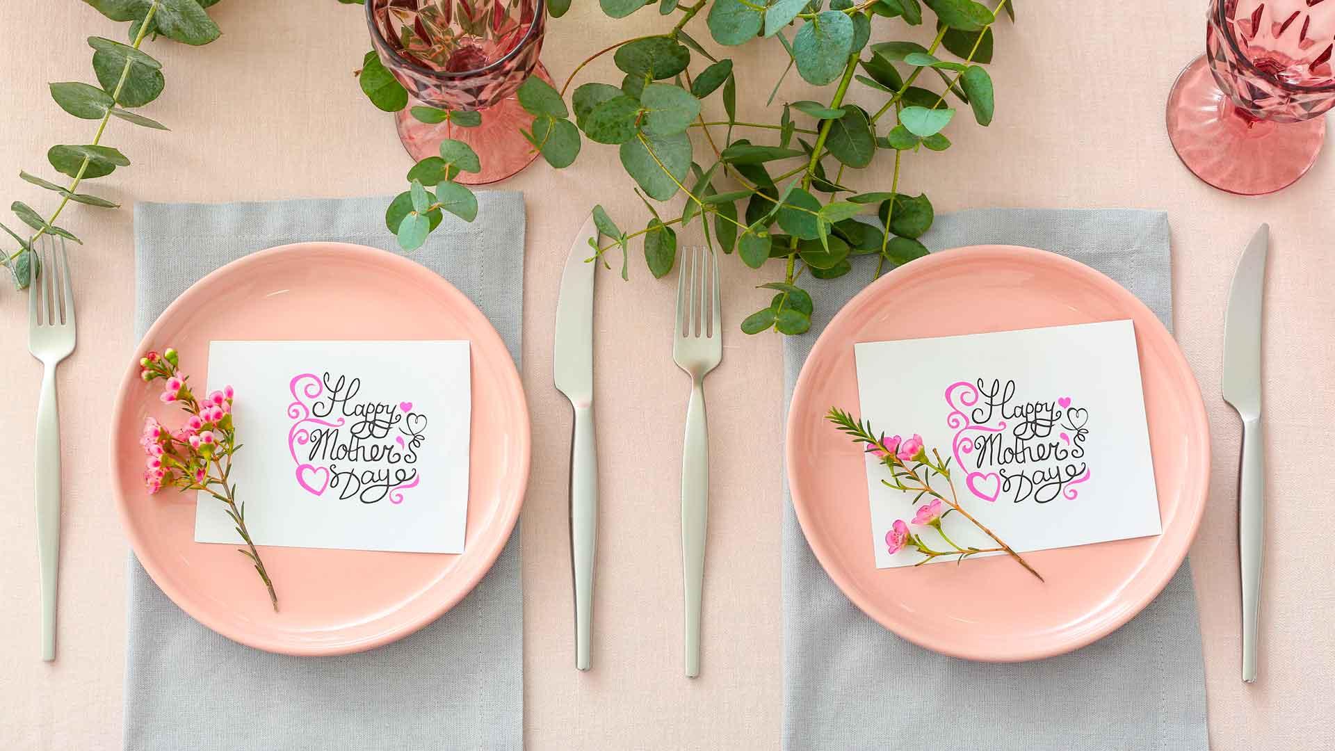 Celebra el Día de las Madres: menús y paquetes especiales para llevar