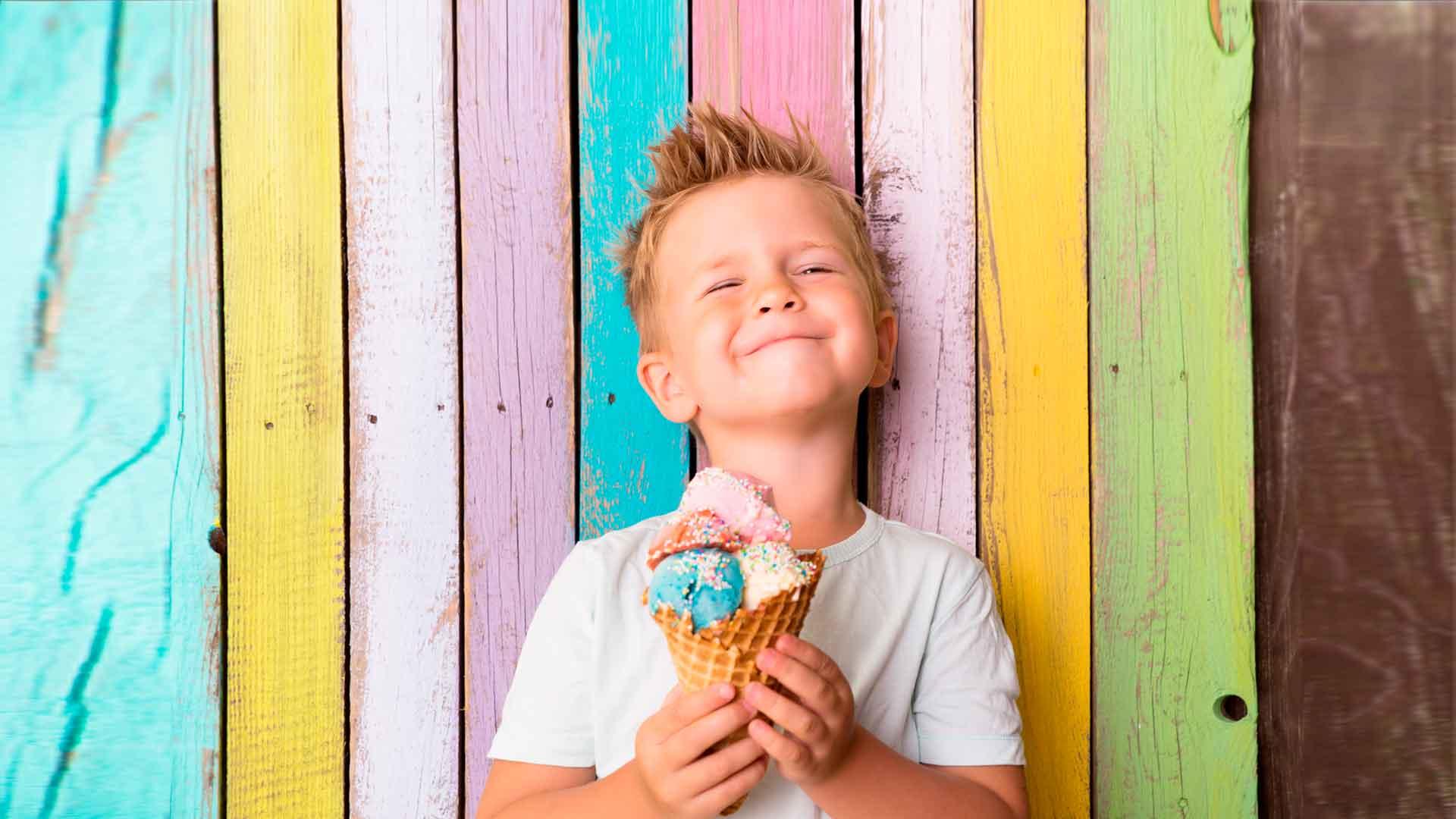 ¡A comer helado!, conoce sus efectos positivos para la salud