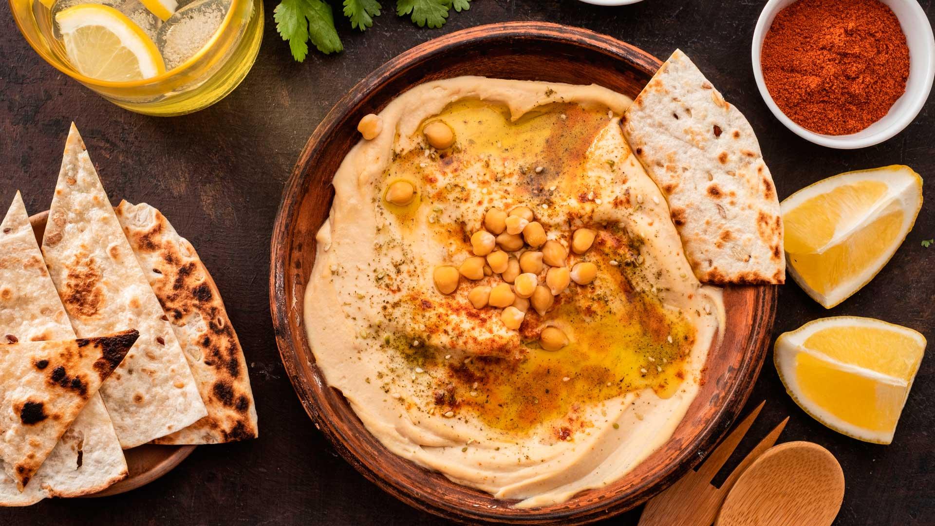 Hummus: cómo prepararlo y disfrutarlo
