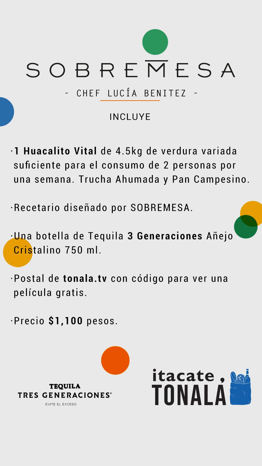 Itacate Tonalá