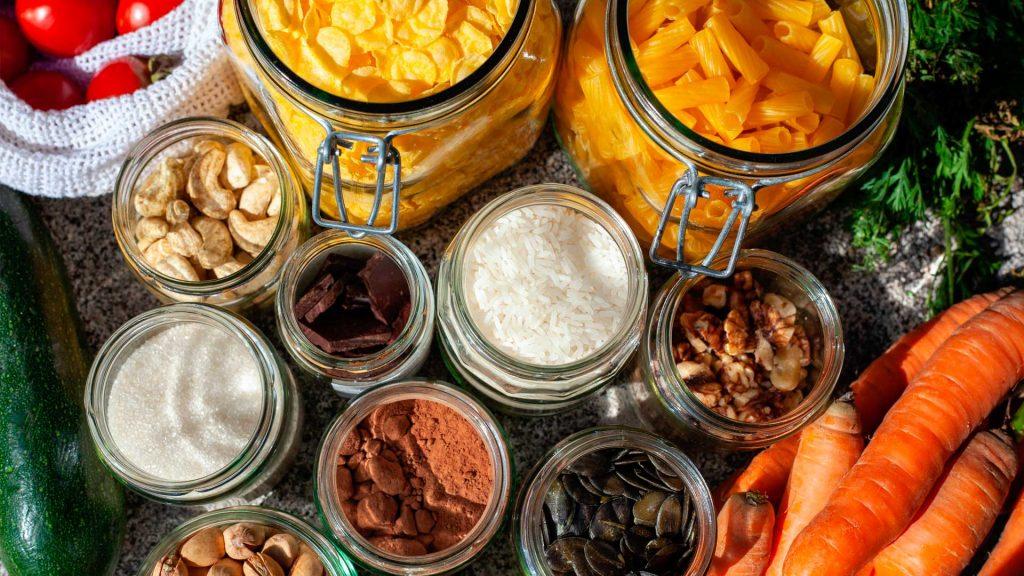 5 métodos para conservar alimentos en casa