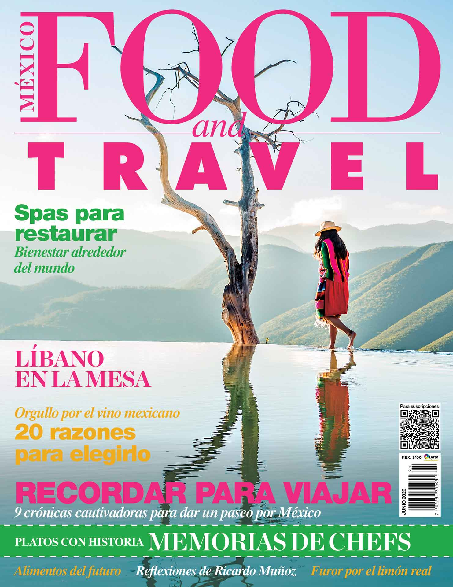 Revista Food and Travel Junio 2020