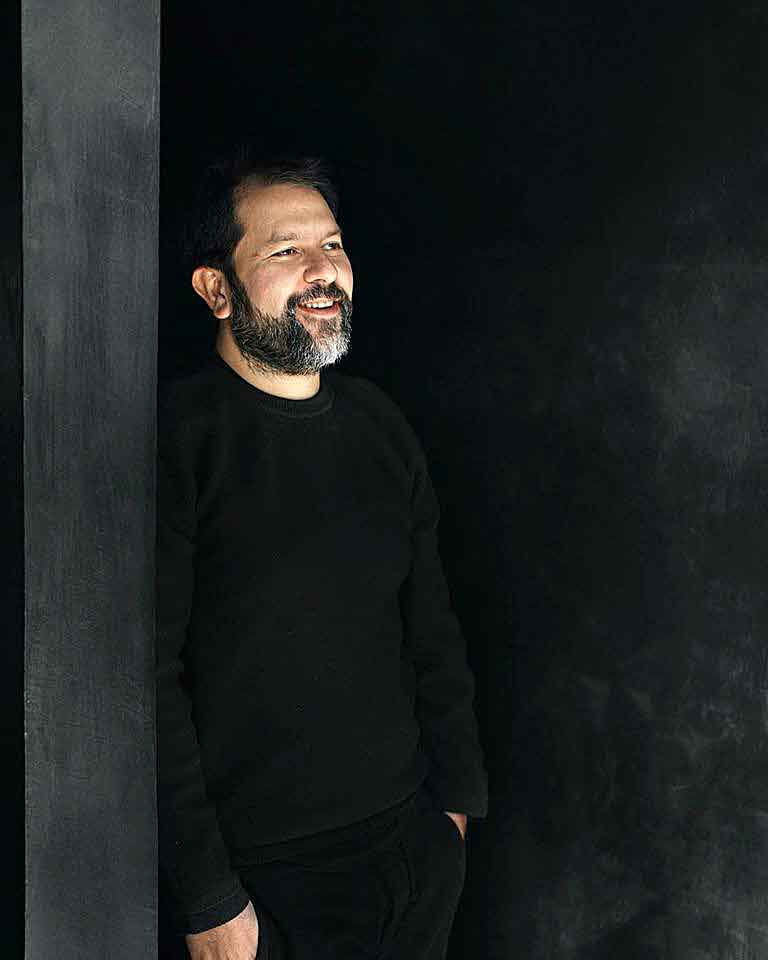 Pujol chef Enrique Olvera