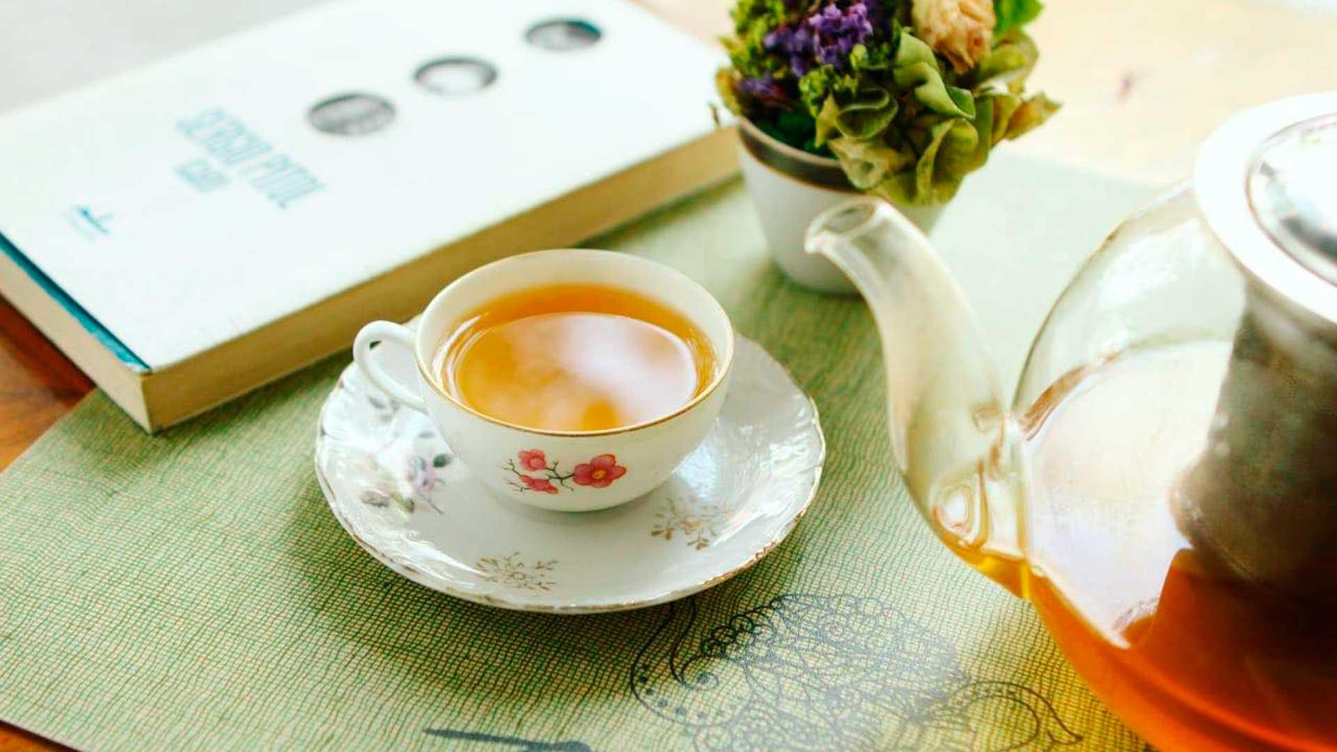 Día Internacional del Té, un motivo para tomar la vida