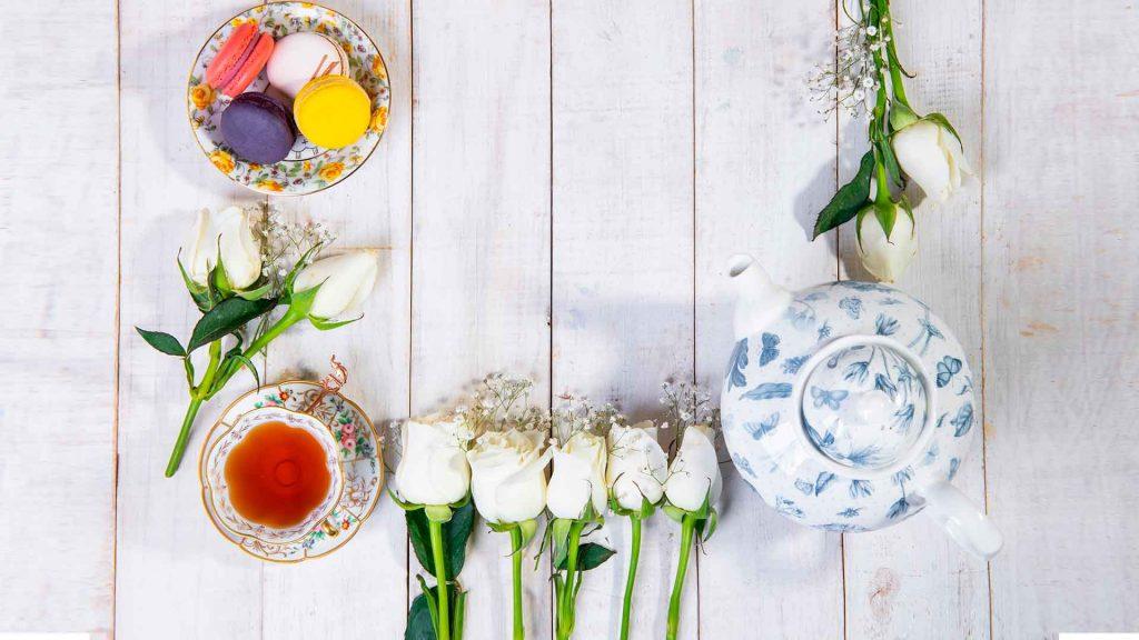 Francia y su singular tradición de té