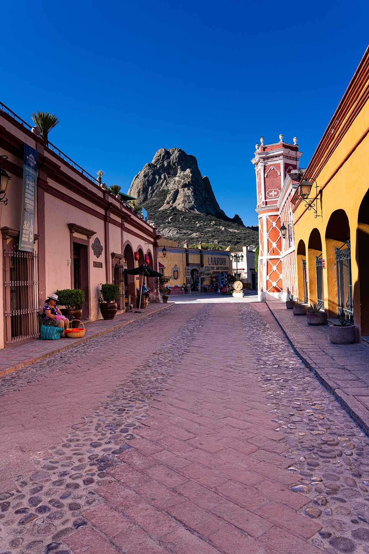 Viajar por carretera Querétaro