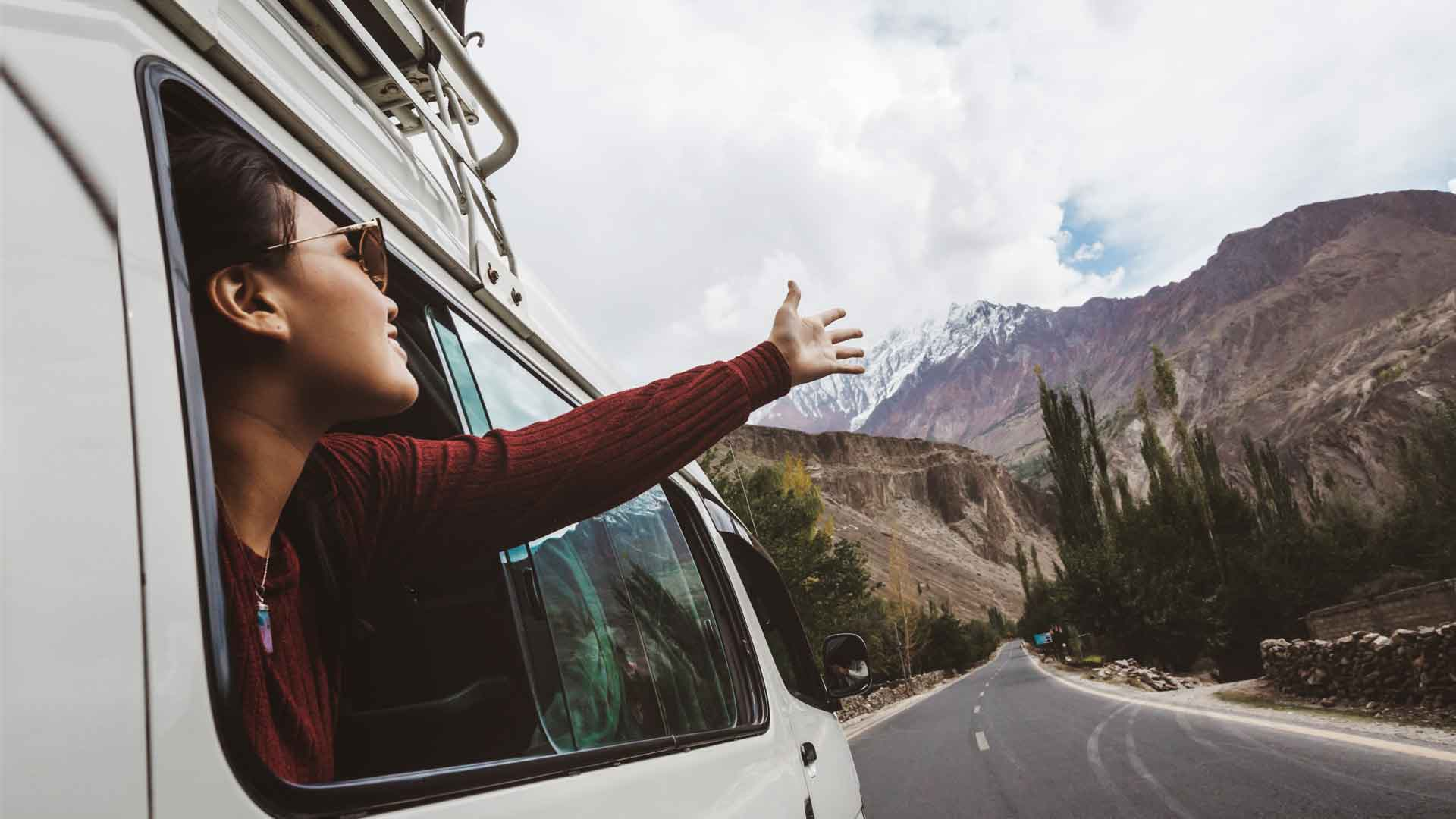 Destinos nacionales para viajar por carretera