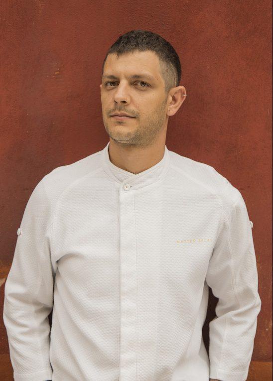 chef Matteo Salas