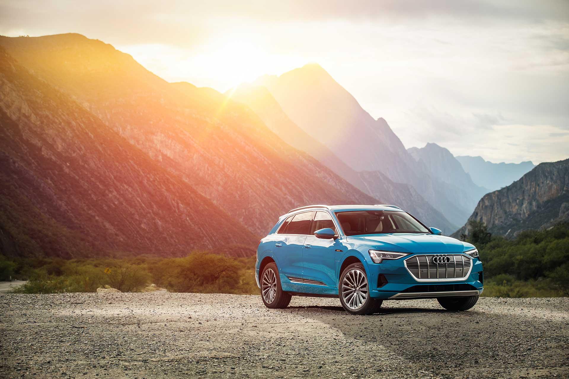 Audi e-tron Puebla