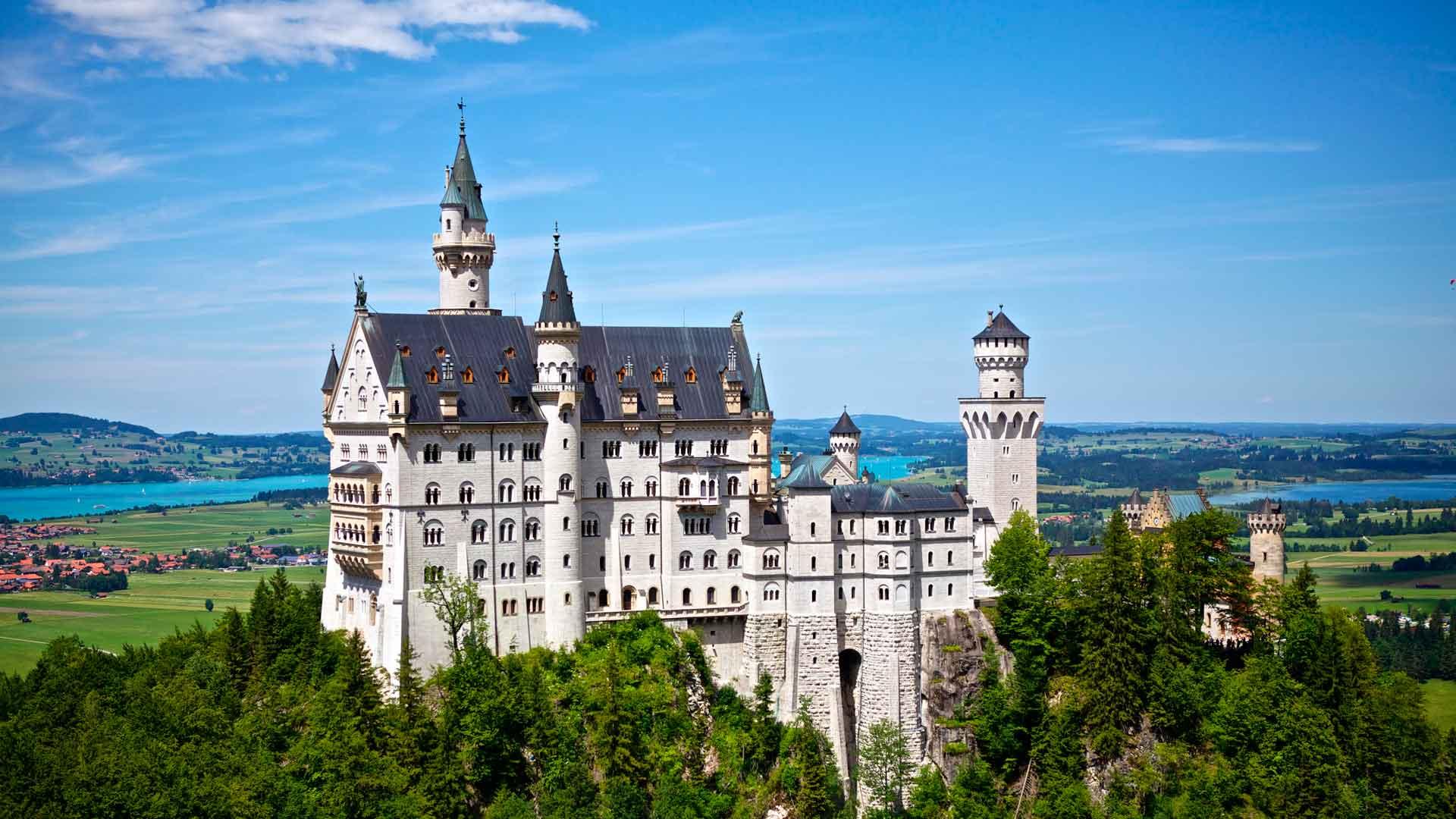 5 impresionantes castillos que debes visitar